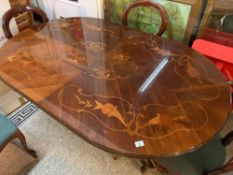 Modern Italian reproduction table