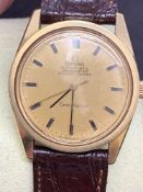 Gents Omega constellation automatic watch approximately 35 mm