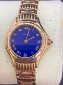 Ladies Cartier 18 carat gold Quartz watch Approx 70 grams