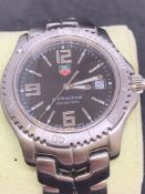 Tag Heuer 46 mm professional 300 m watch