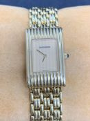 Boucheron 18ct Gold Watch - 61g - Quartz