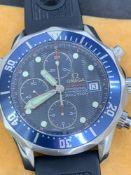 Automatic Omega Seamaster Watch 44mm