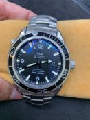 Omega Seamaster Professional Co-Axial Chrono 600m - 2000ft Stainless steel