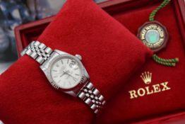 ROLEX DATEJUST (69174) - 18K GOLD & STEEL 26mm - NRV: £6,250.00