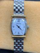 Audemars Piquet Steel & Gold Ladies Watch