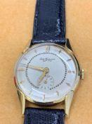 Jules Jerghensen 14ct Gold Watch