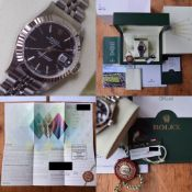 Rolex Oyster Perpetual Date / Datejust (2006, Full Set, One Owner)