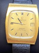GENTS OMEGA CONSTELLATION AUTOMATIC WATCH