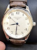 LONGINES MASTER COLLECTION AUTOMATIC WATCH