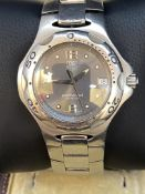 TAG HEUER PROFESSIONAL GENTS WATCH