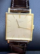 LOVELY VINTAGE 1963 PATEK PHILIPPE 18ct GOLD WATCH
