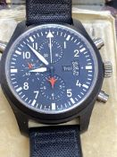 I.W.C TOP GUN PILOT GENTS WATCH
