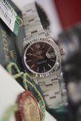 Stunning Rolex 18ct White Gold/ Steel Oyster Perpetual Date / Datejust (Full Set, One Owner)