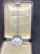 JAPANESE SILVER 950 STERLING SPOON