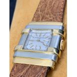 Vacheron & Constantin Gold Coloured Watch Tested as 18ct Gold Movement & Caseback Unsigned