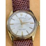 Rolex 18ct Gold Automatic Watch
