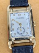 Watch marked Patek Philippe and co Geneva Switzerland Movement verified as Patek Phillipe Unable