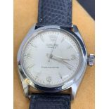 Vintage 1952 Rolex Oyster Stainless Steel Watch