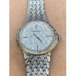 14ct Gold Ladies Manual Rolex Watch 25mm