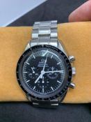 Omega Speedmaster Professional Chrono NASA Watch