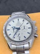 Omega Speedmaster Automatic Chronometer Stainless Steel 42mm