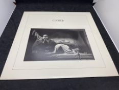 JOY DIVISION - CLOSER ALBUM - FROM PRIVATE COLLECTION