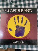 THE J GEILS BAND - SANCTUARY ALBUM - FROM PRIVATE COLLECTION