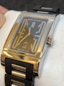 Bulgari Rettangalo Automatic Watch