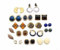 1 Posten Ohrringe Modeschmuck 1 lot earrings costume jewelry