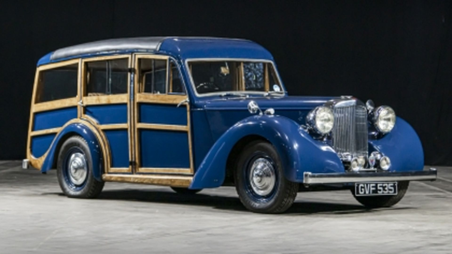 Lot 515 - 1947 Alvis TA14 Shooting Brake by Barnard of Norwich