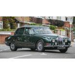 1966 Jaguar S-Type (O/D)