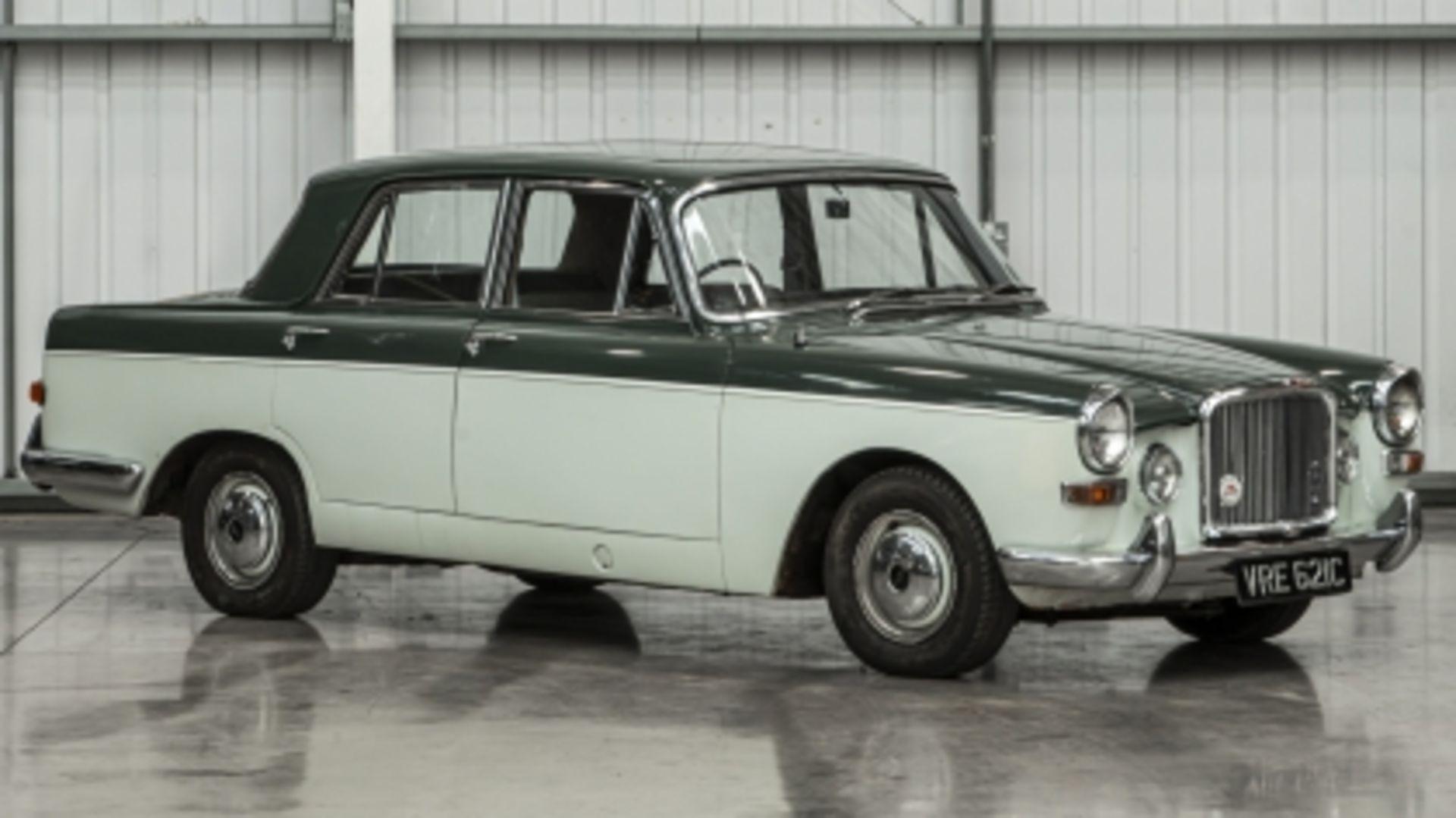 Lot 502 - 1965 Vanden Plas Princess 4-litre-R