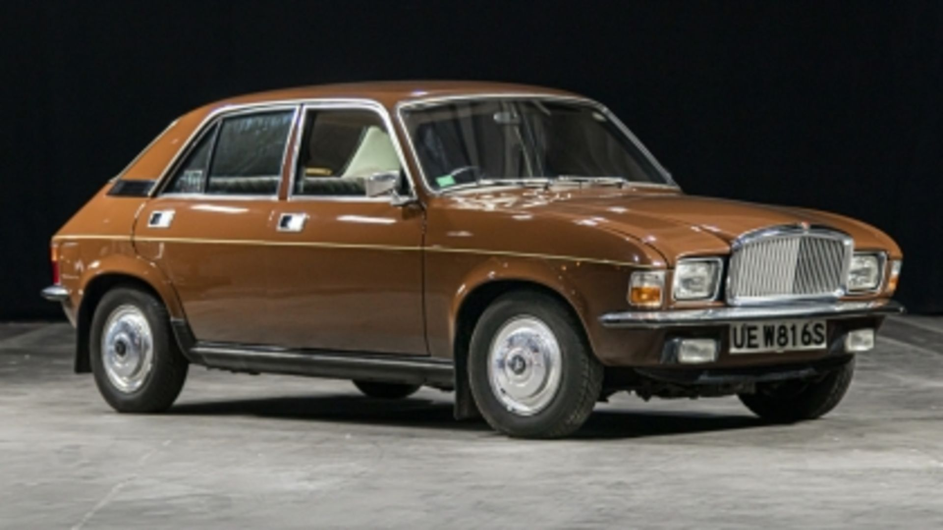 Lot 567 - 1978 Austin Allegro Vanden Plas 1500