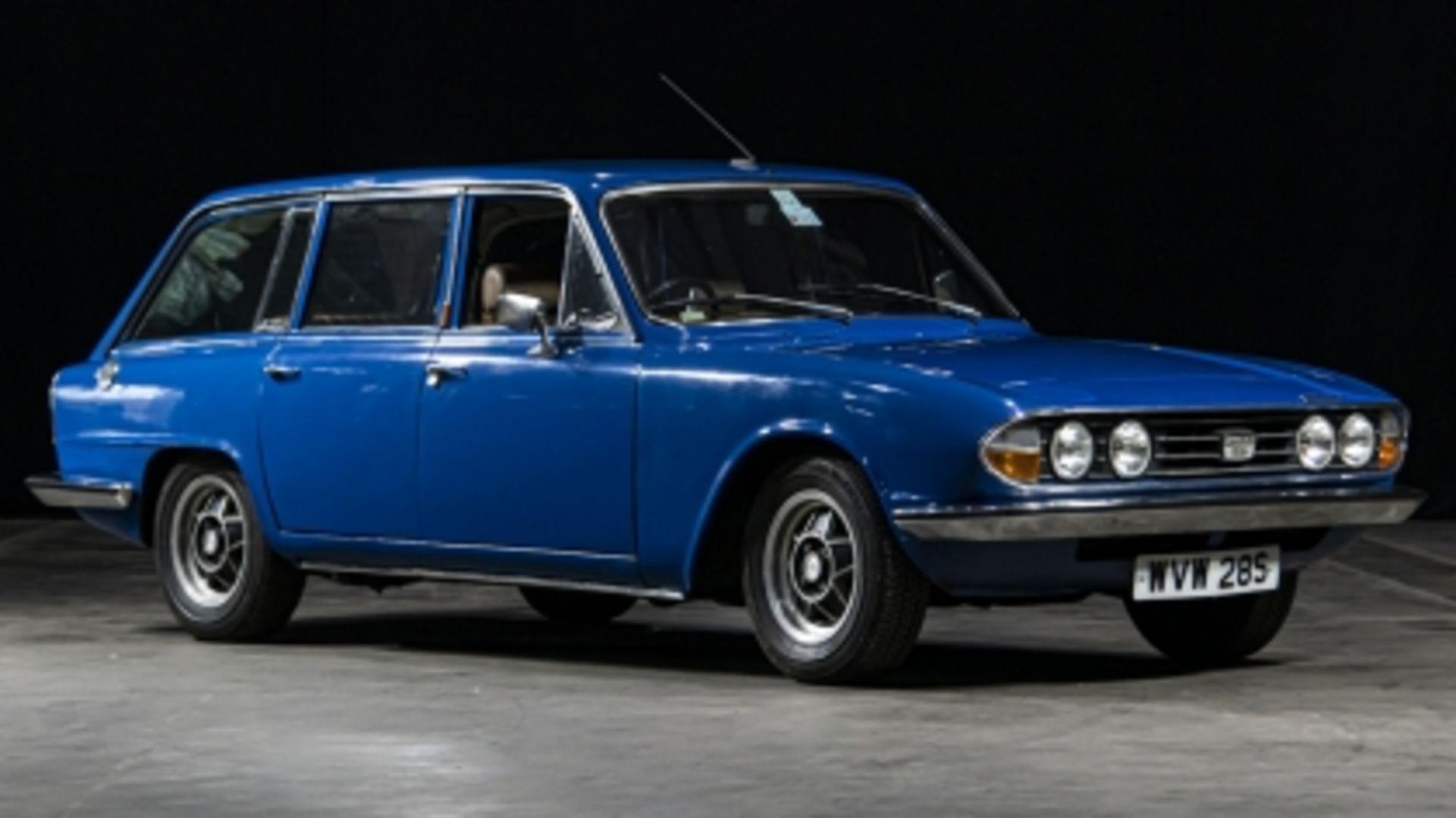 Lot 537 - 1977 Triumph 2500S Estate