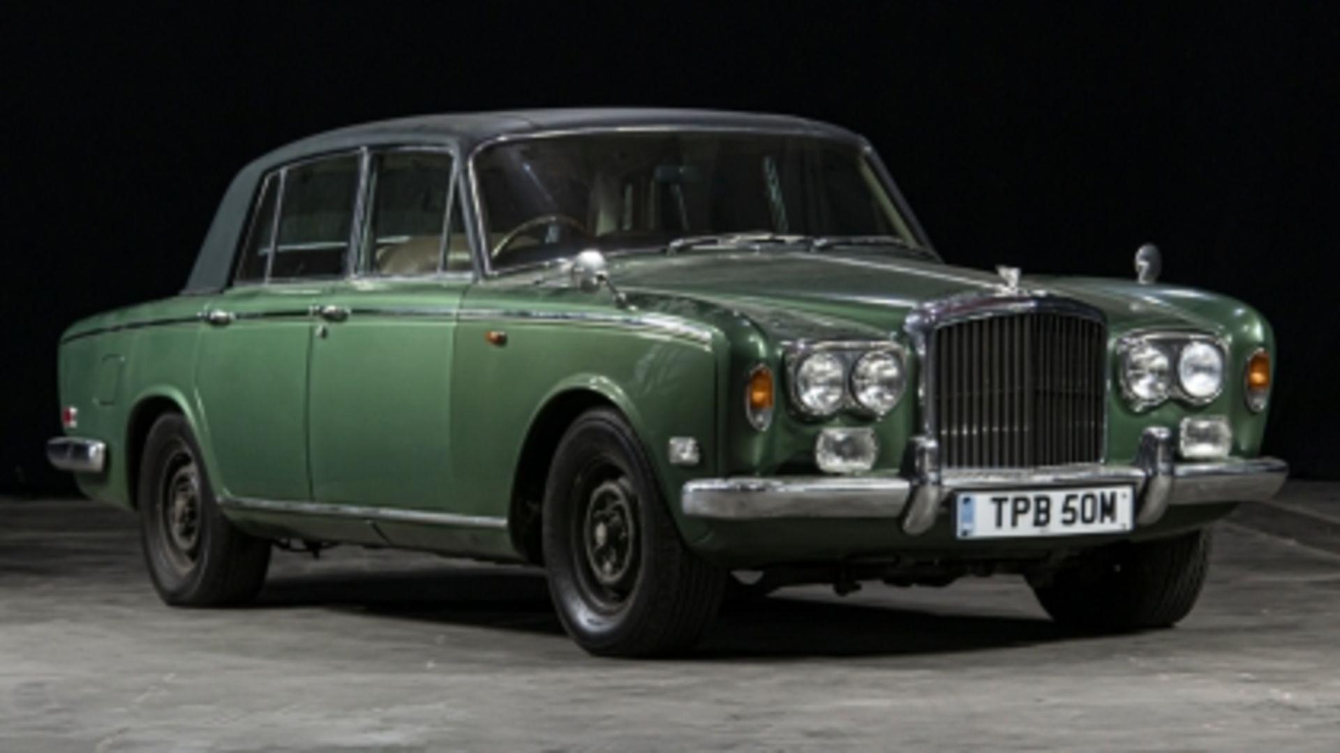 Lot 572 - 1973 Bentley T1 Saloon