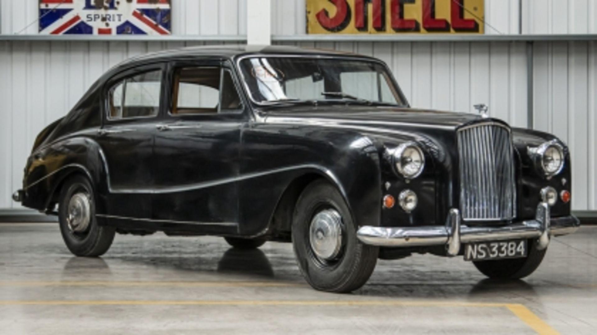 Lot 578 - 1958 Austin Princess IV DS7