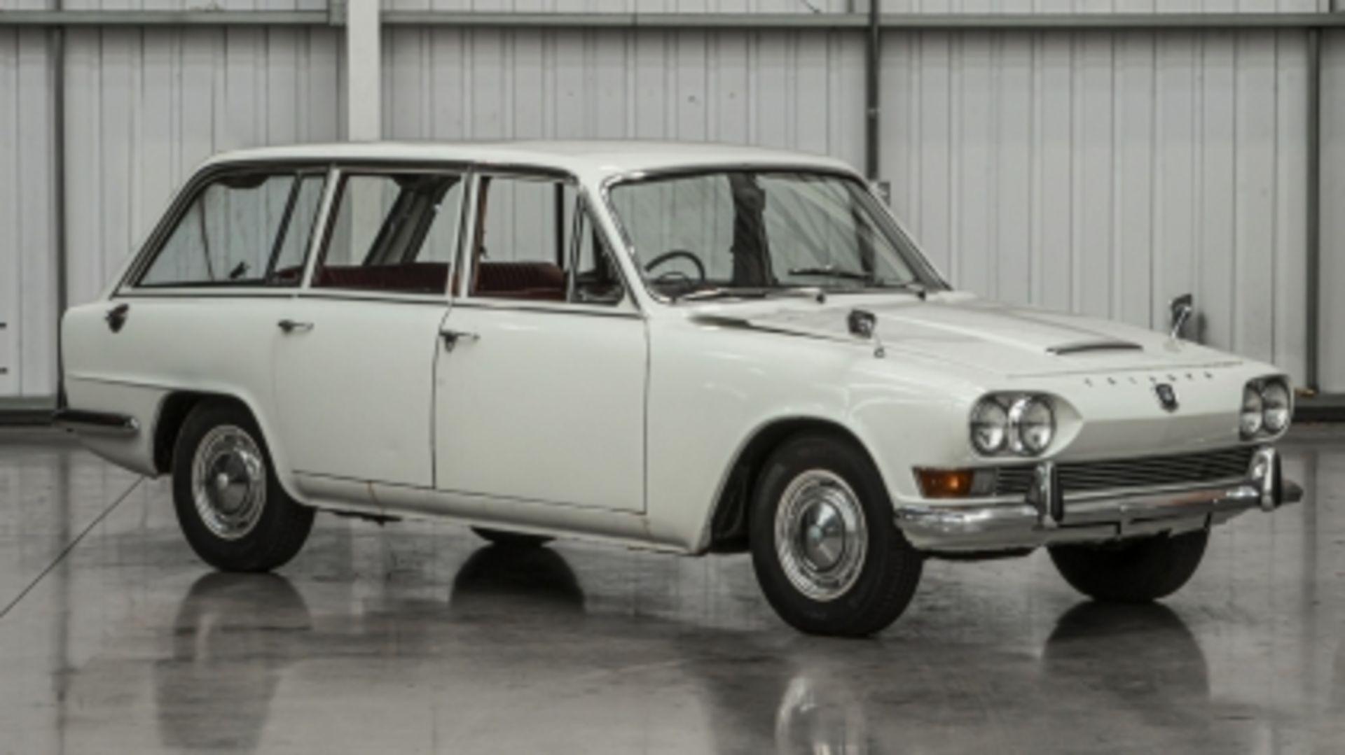 Lot 565 - 1966 Triumph 2000 Estate