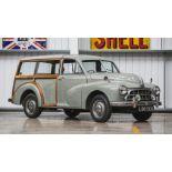 1953 Morris Oxford Traveller