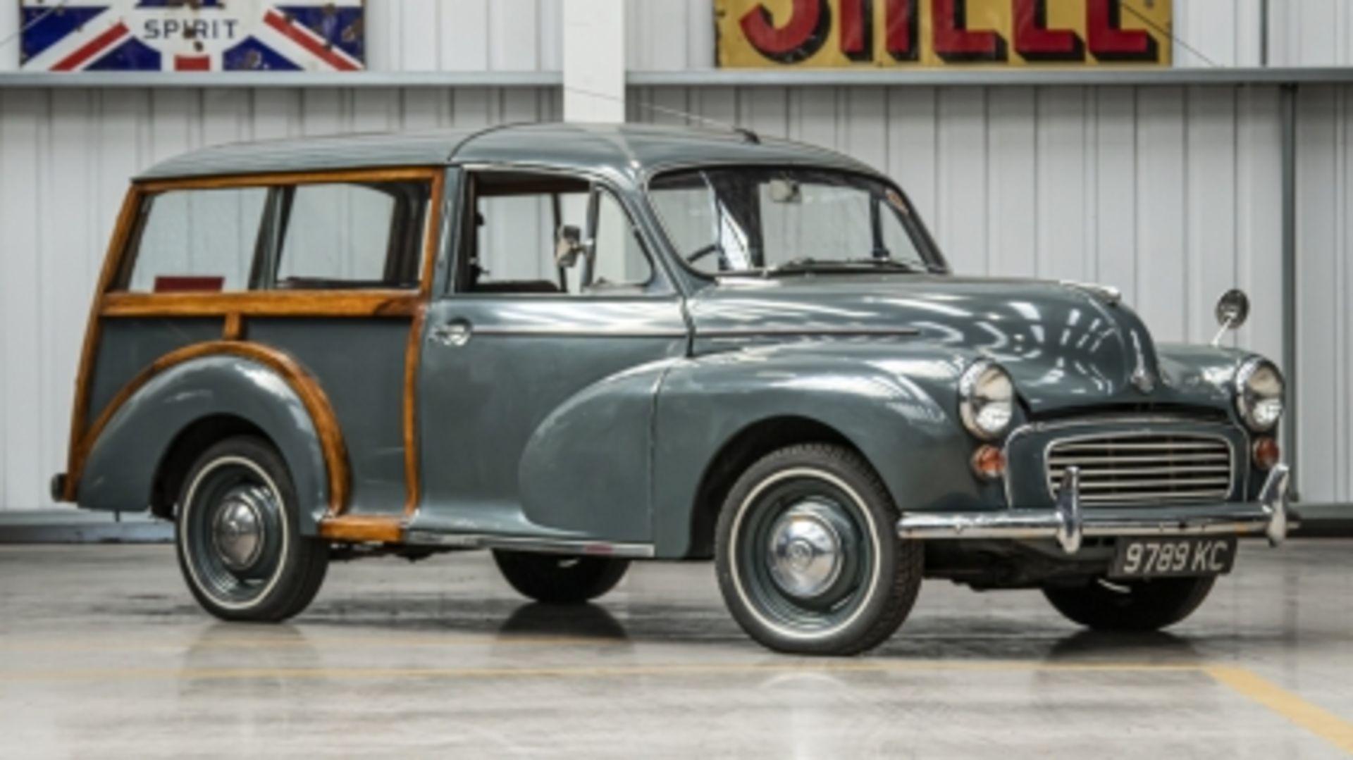 Lot 554 - 1962 Morris Minor 1000 Series III Traveller