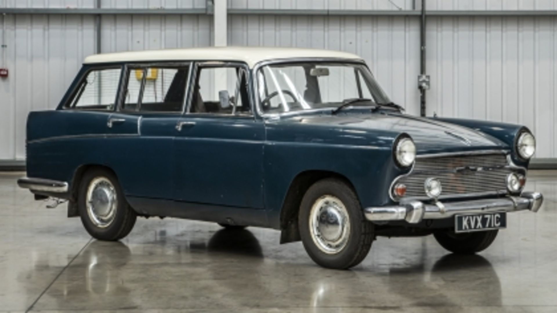 Lot 547 - 1965 Austin A60 Cambridge 'Countryman'