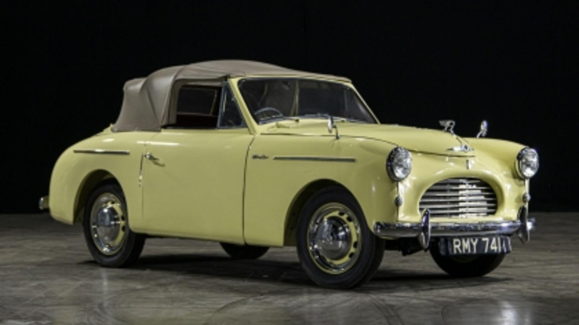 Lot 533 - 1952 Austin A40 Sports