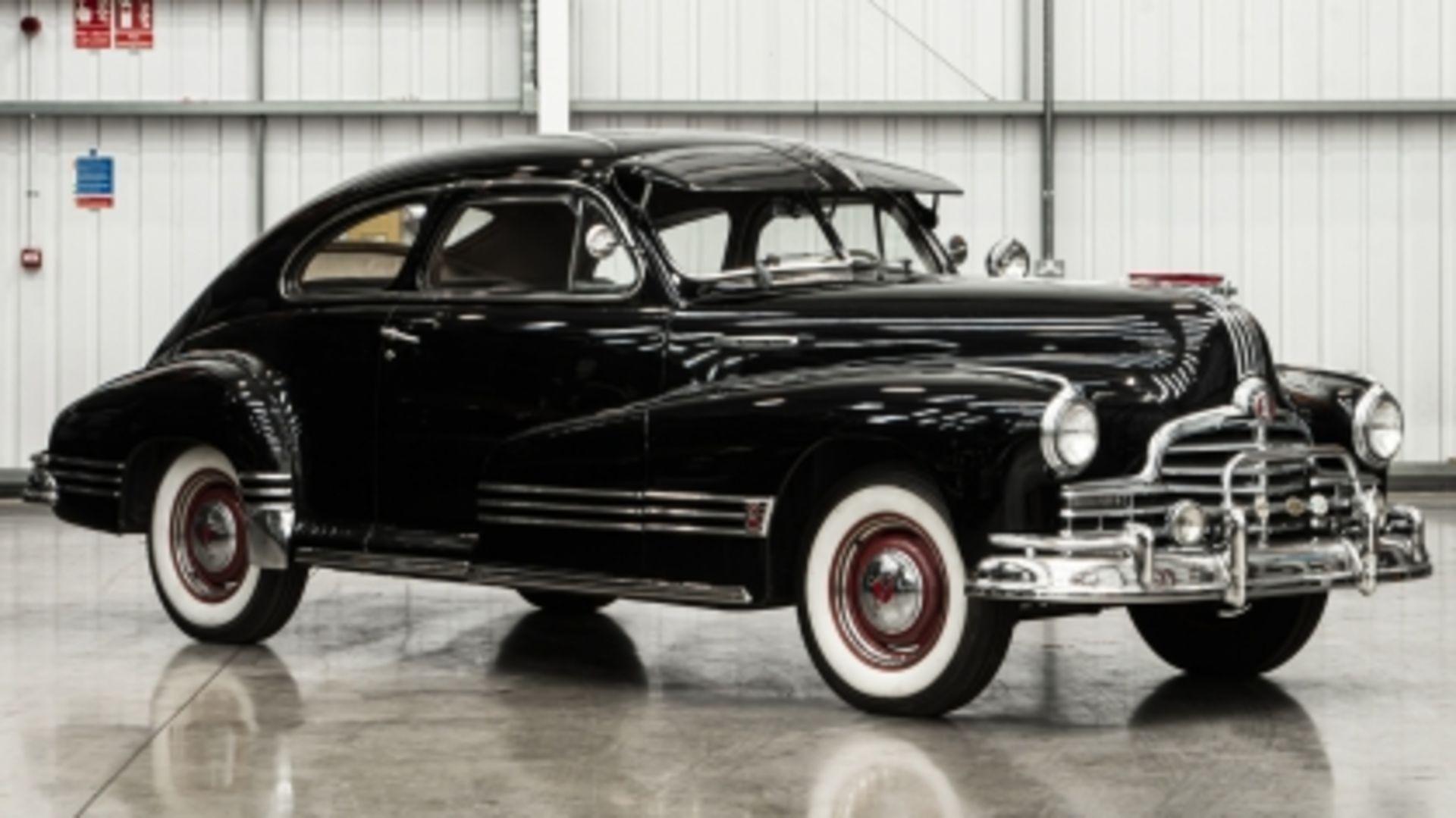 Lot 529 - 1946 Pontiac Streamliner 2-door Coupe
