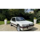 1989 Peugeot 205 GTi (Phase 1.5)