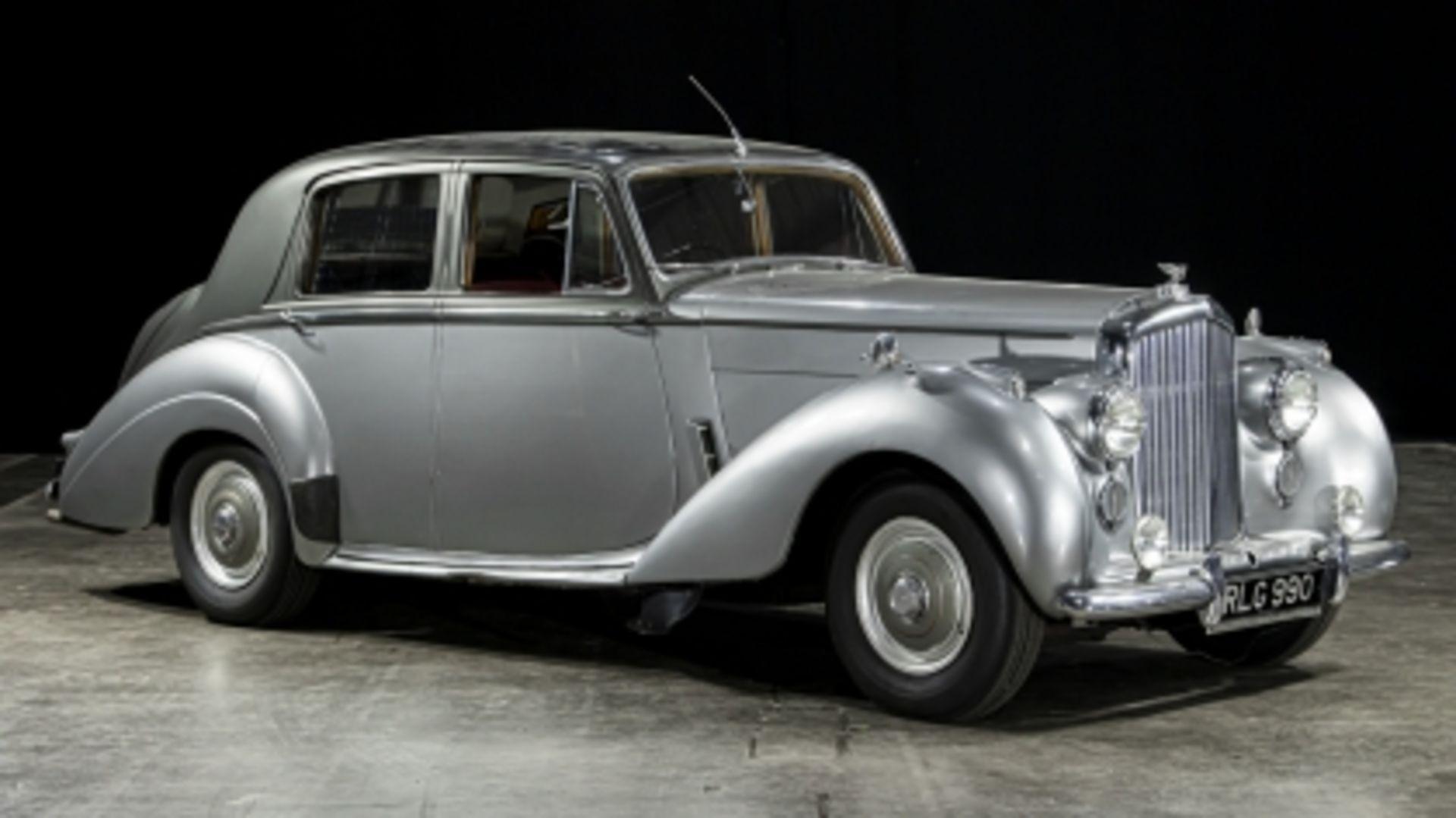 Lot 543 - 1953 Bentley R-Type