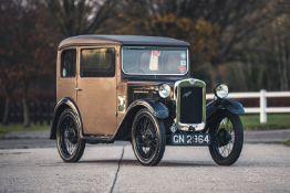 1931 Austin Seven RG Fabric Saloon