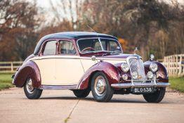 1954 Riley RME (1.5-litre)