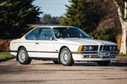 1987 BMW 635 CSi (E24)