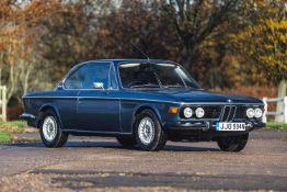 1975 BMW 3.0 CSA (E9)