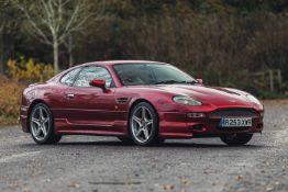 1998 Aston Martin DB7 (Driving Dynamics Package)
