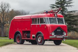 1956 Miles-bodied Dennis F8 Fire Engine
